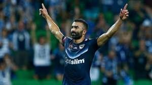 Fahid Ben Khalfallah Melbourne Victory v Perth Glory A-League 11032017