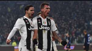 Mario Mandzukic Juventus Inter Serie A