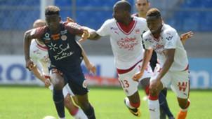 Nordi Mukiele Francois Kamano Montpellier Bordeaux Ligue 1 15042018
