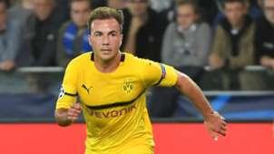 Mario Goetze Dortmund 2018-09-18