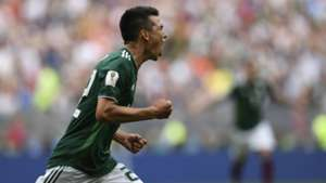 Hirving Lozano Mexico Germany World Cup 2018