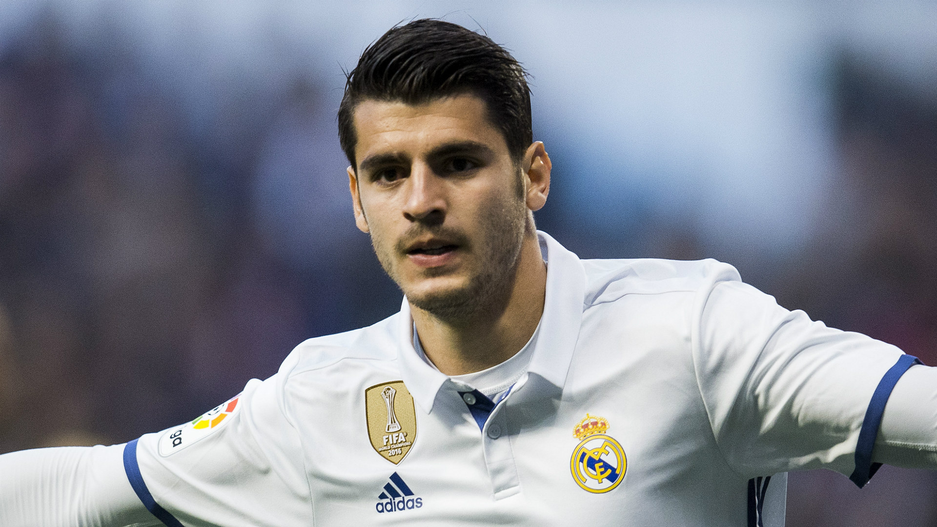 Real Madrid, Morata: