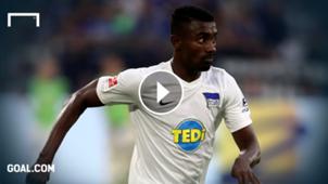 PB Salomon Kalou Hertha BSC 2018