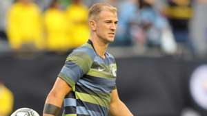 2018-07-22-Manchester City-Joe Hart