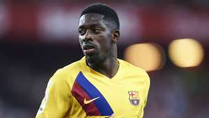 Ousmane Dembélé blessé et absent cinq semaines