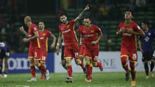 Endrick dos Santos, Selangor v Johor Darul Ta'zim, Super League, 1 Mar 2019