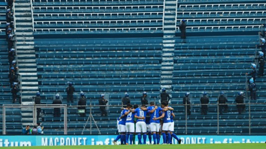 Cruz Azul Liga MX Clausura 2018