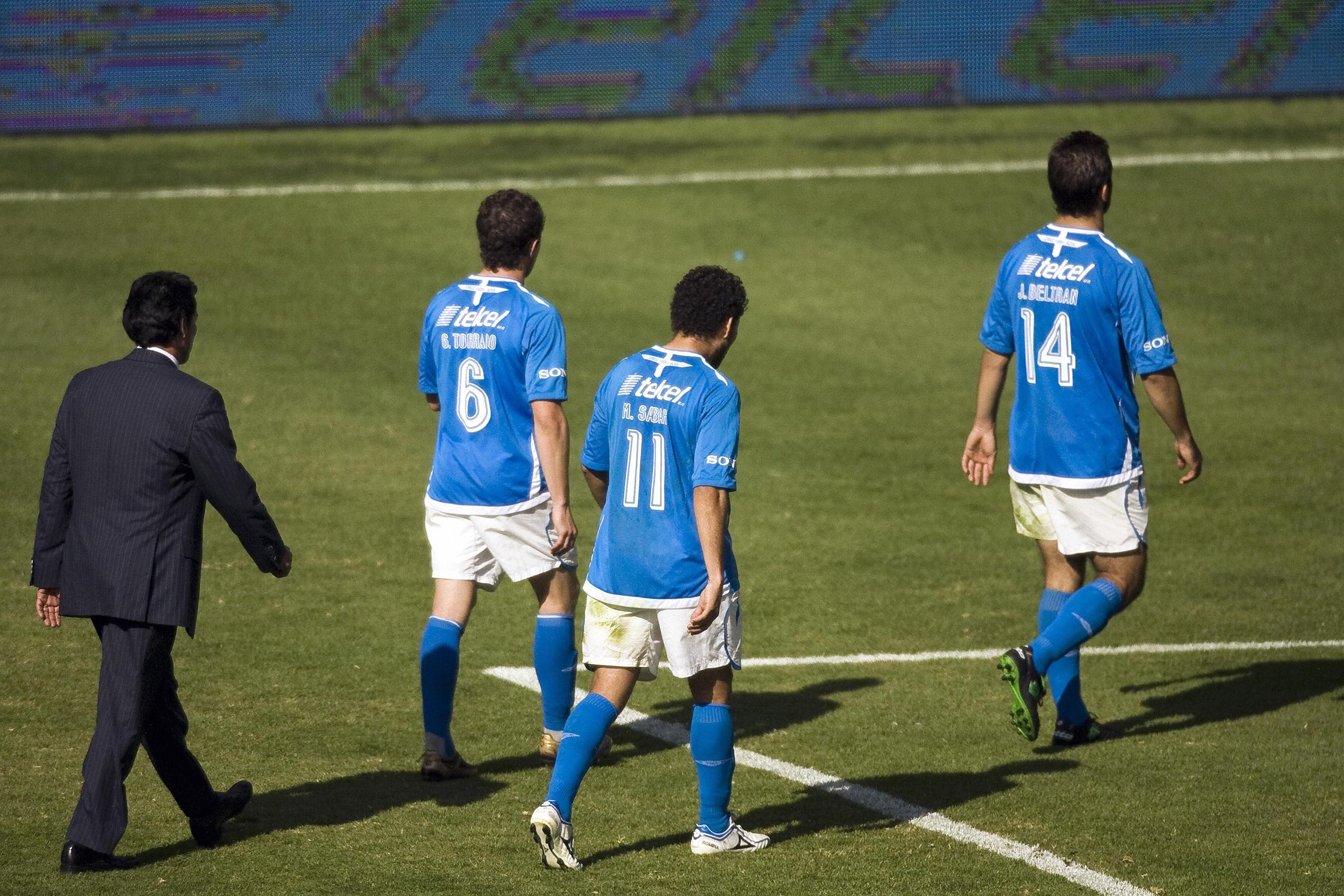Cruz Azul Liga MX 2008