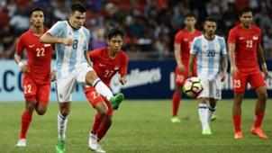 Marcos Acuna Argentina Singapur 13062017