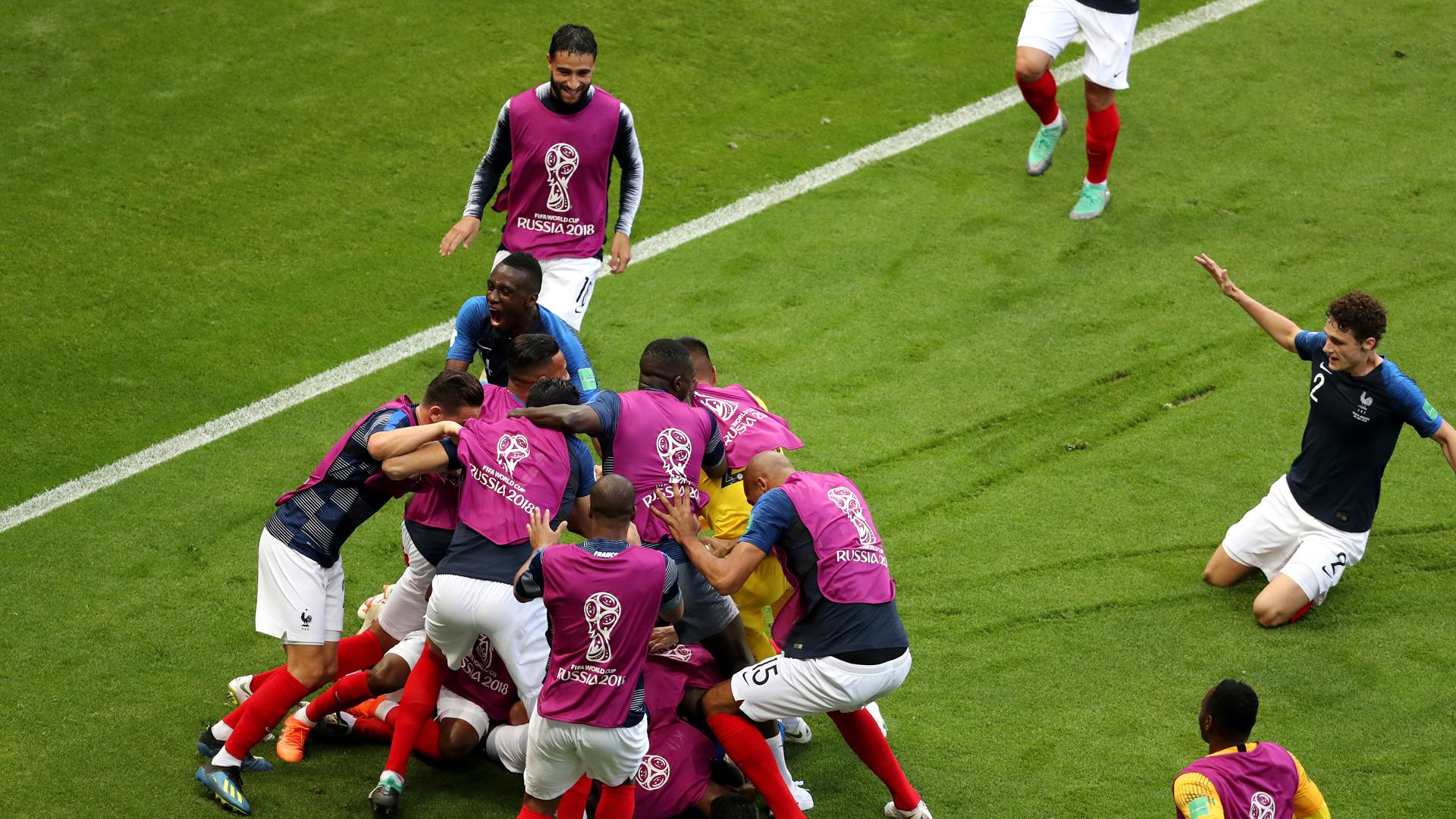 France celebration