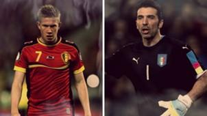 Belgique Italie