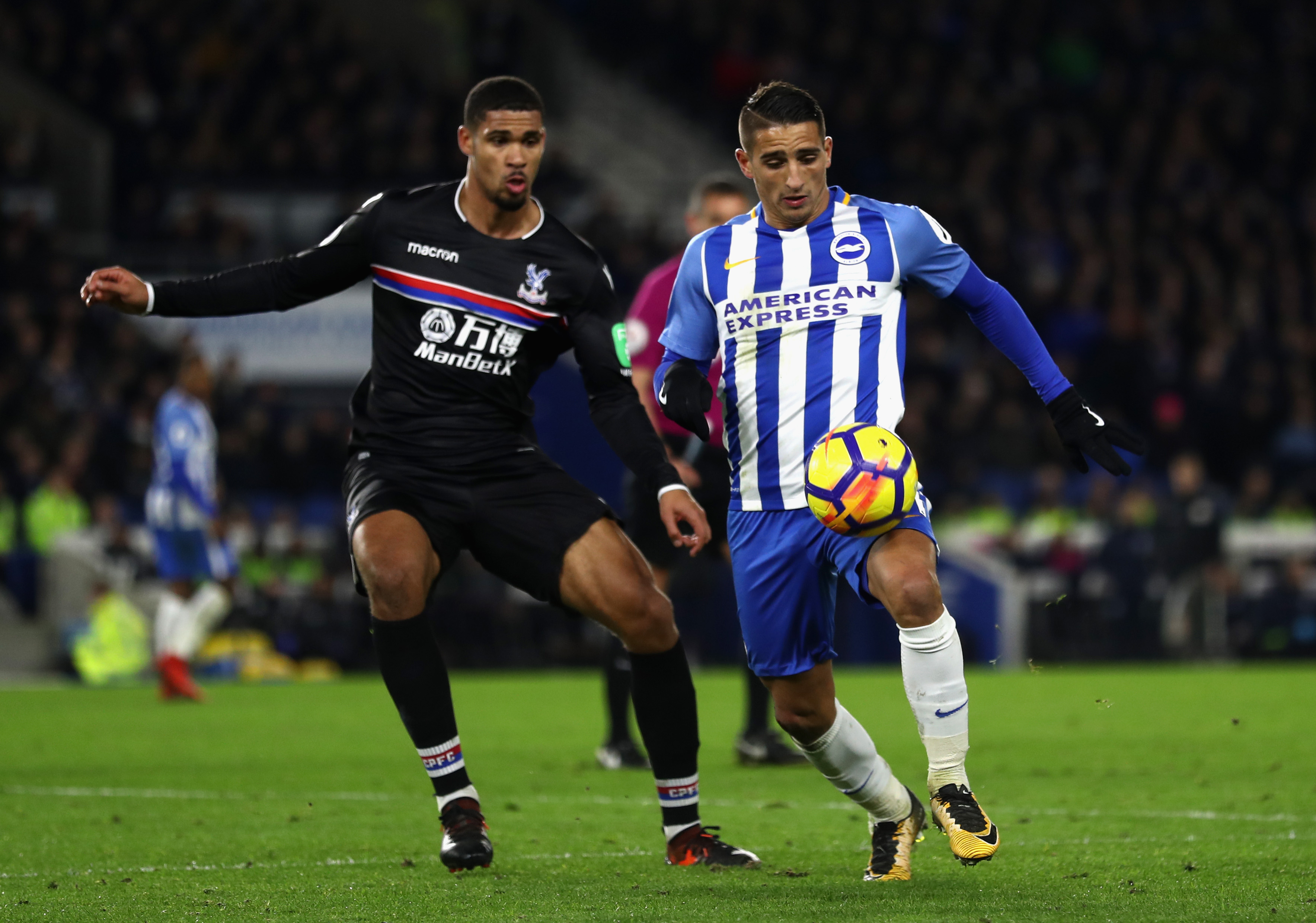 Brighton and Hove Albion Crystal Palace Premier League | 24072018
