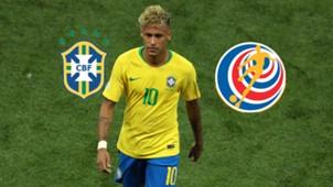 Brasilien Costa Rica TV LIVE STREAM WM 2018