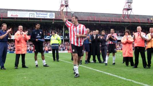 Matt Le Tissier Southampton 2001