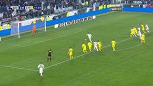 Cristiano Ronaldo Juventus Chievo