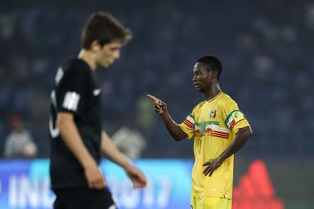 Mali U17 vs New Zealand U17
