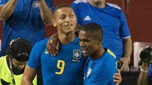 Richarlison Brazil 2018-19