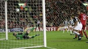 Scott Carson Liverpool Juventus 2005