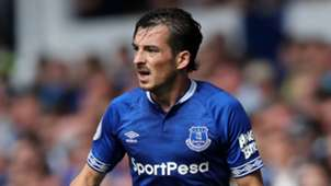 Leighton Baines Everton 2018-19