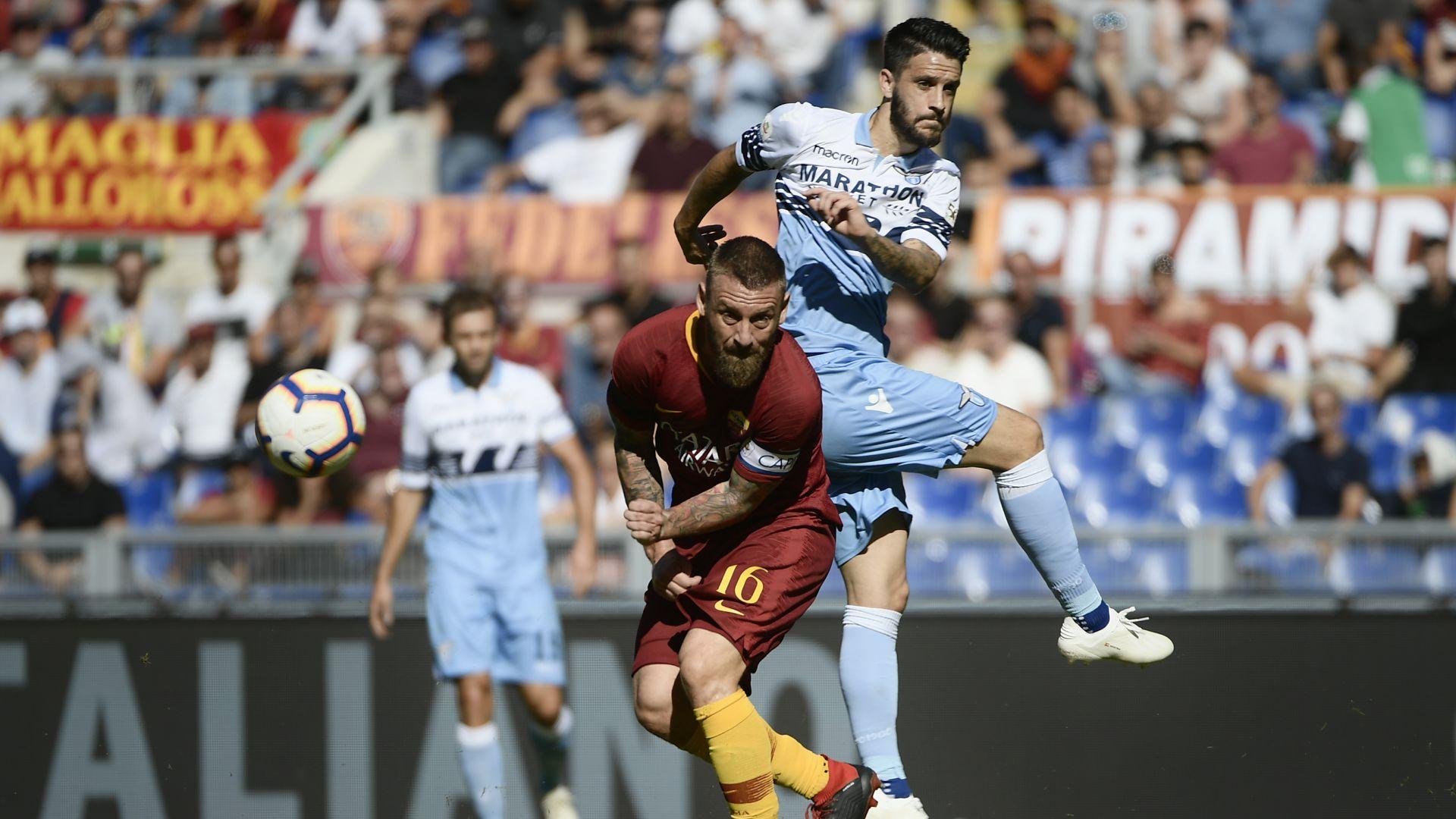 Daniele De Rossi Roma Lazio