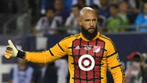 Tim Howard MLS All-Stars