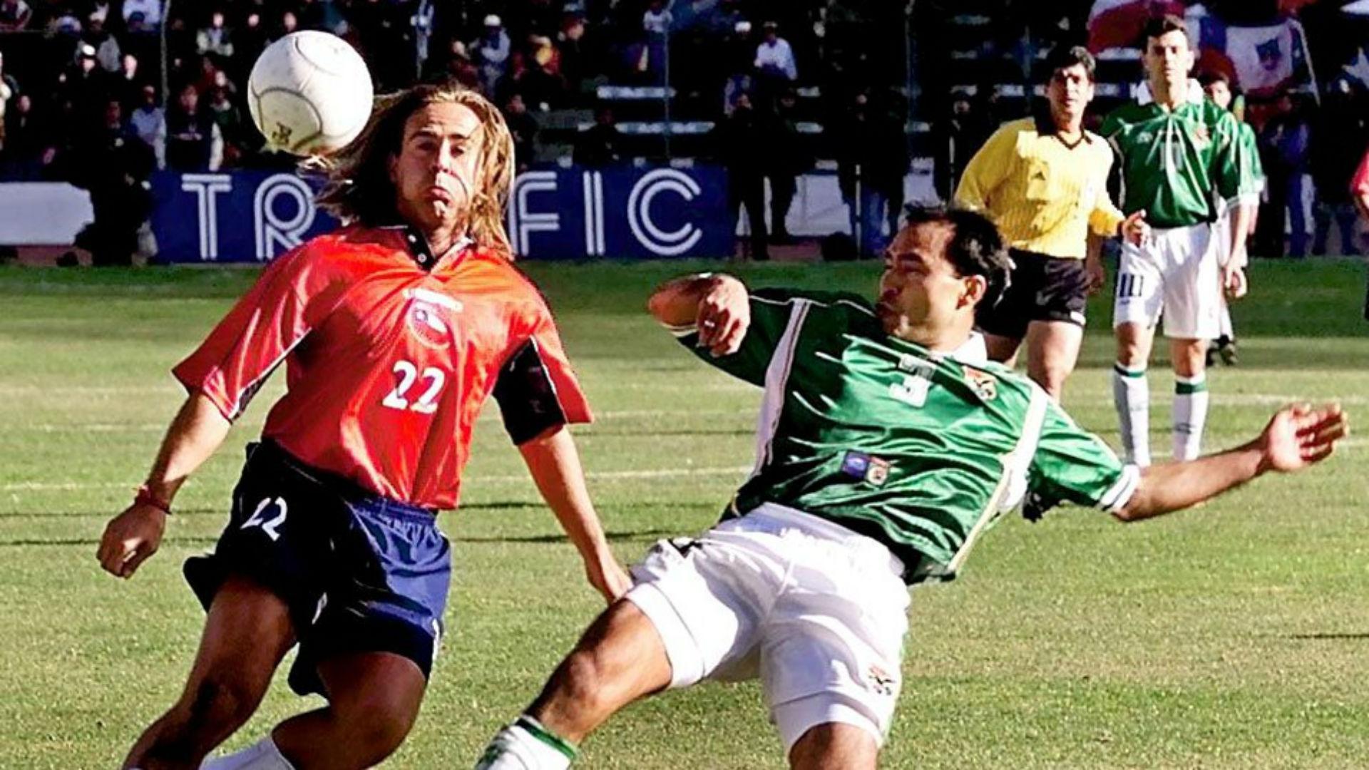 Sebastian Rozental Marco Sandy Bolivia Chile 19072000