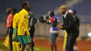 South Africa U20, Notha Nature Ngcobo & Thabo Senong