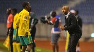 South Africa U20, Notha Nature Ngcobo & Thabo Senong