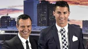 Jorge Mendes Cristiano Ronaldo 2015