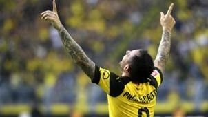 Paco Alcacer Borussia Dortmund BVB 06102018