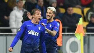 Lucas Leiva, Luis Alberto, Dynamo Kiev, Lazio, Europa League, 15032018