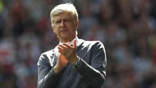 Arsene Wenger Arsenal Huddersfield