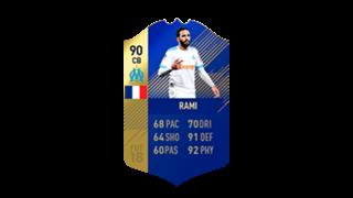 FIFA 18 Ligue 1 Team of the Season Rami