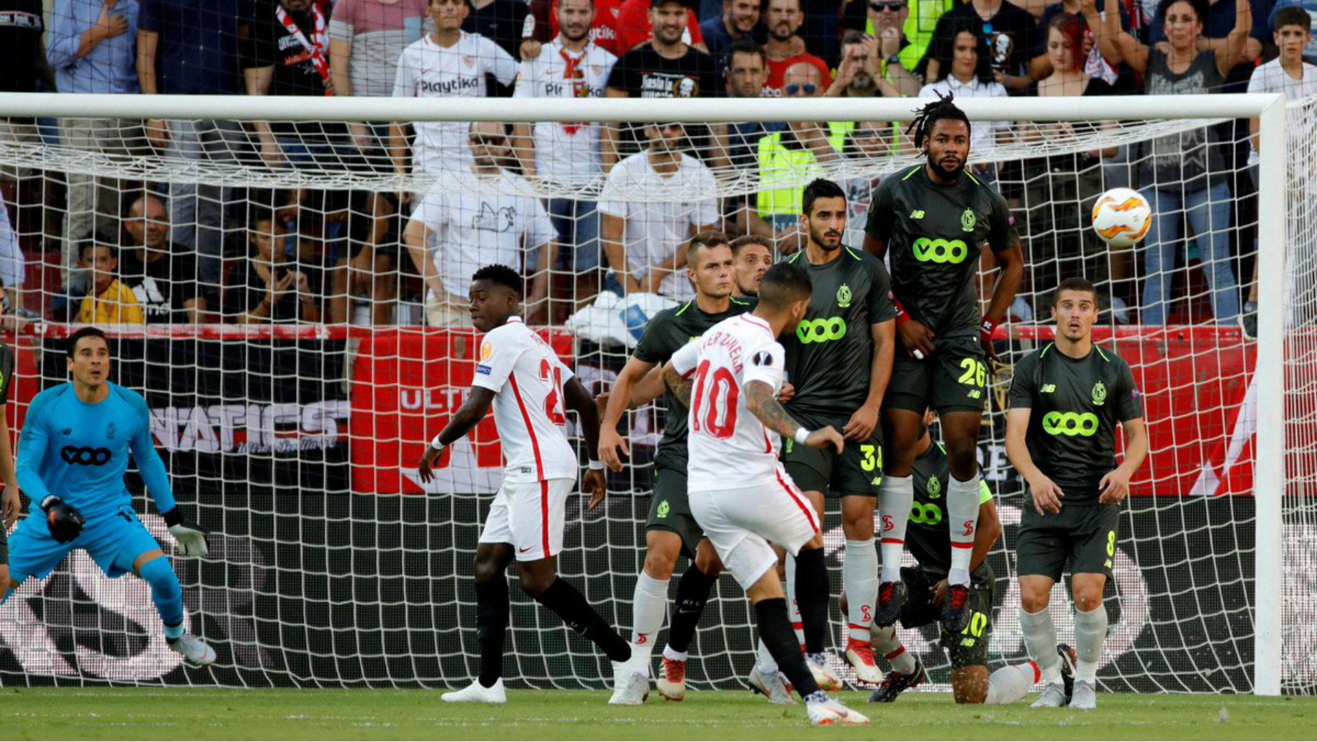 Guillermo Ochoa Standard Lieja Europa League