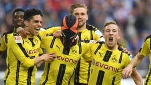 Aubamayang, Bartra, Passlak, Borussia Dortmund 040117