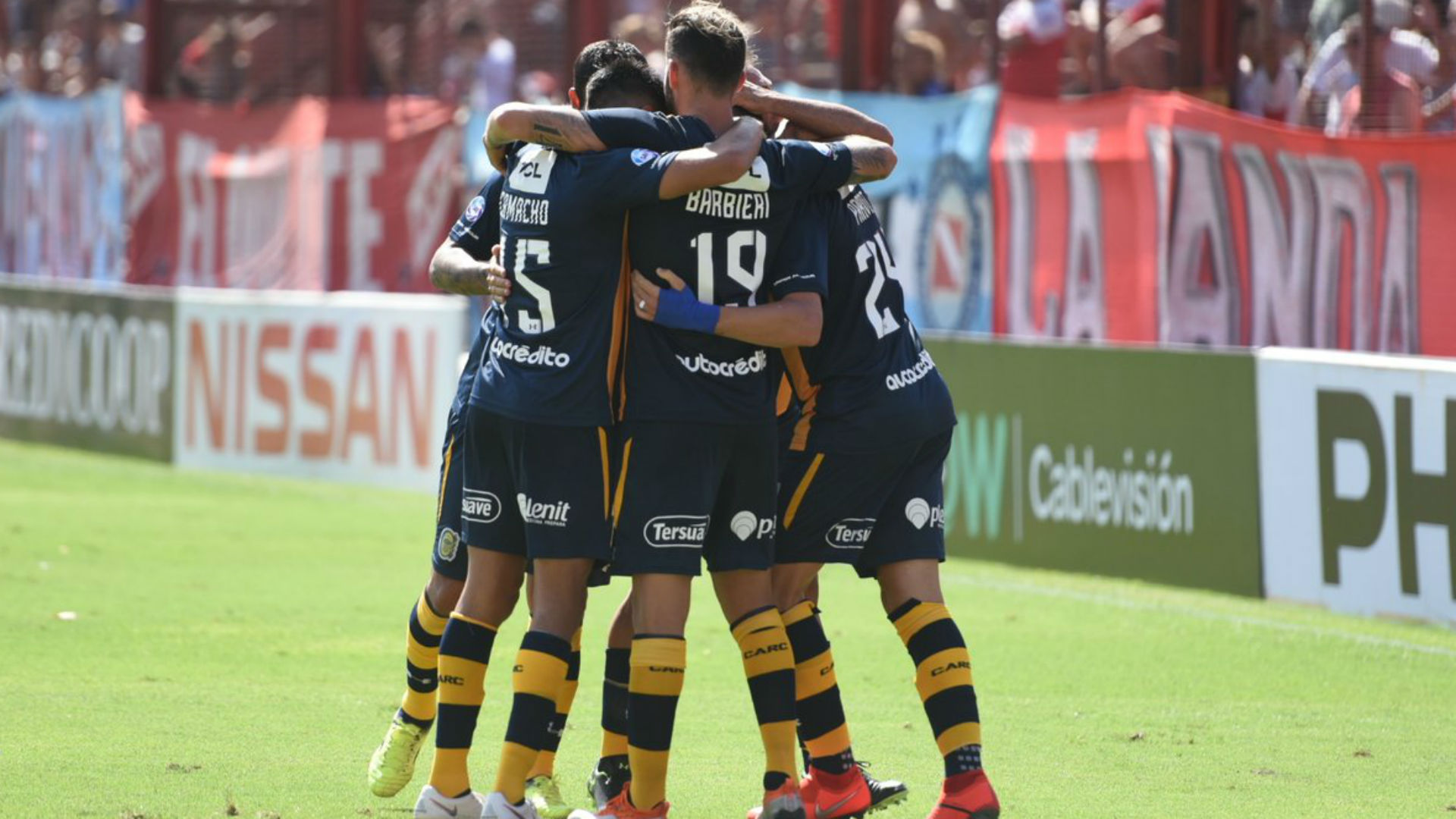 Rosario central Superliga 2019