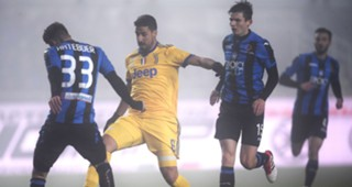 Sami Khedira Atalanta Juventus Coppa Italia