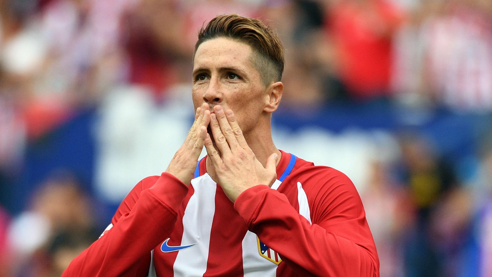 Atletico Madrid, Fernando Torres: