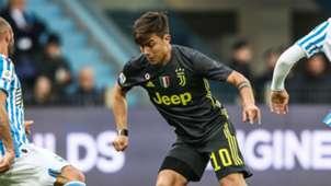 Paulo Dybala Juventus SPAL 130419