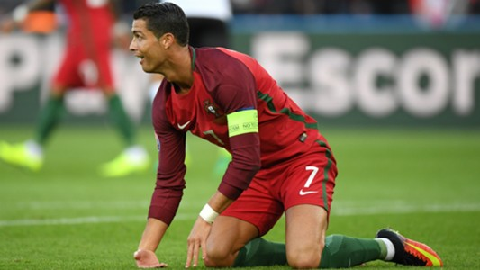 Cristiano Ronaldo Portugal Austria Euro 2016 06182016