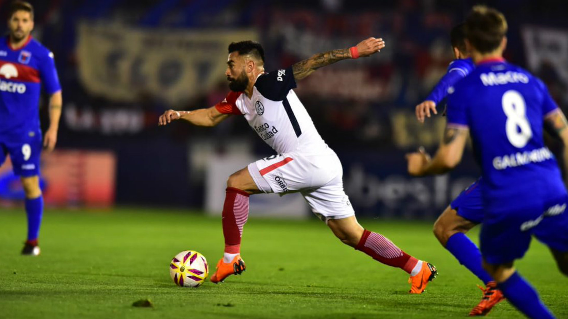 Tigre 2-2 San Lorenzo, for the Superliga: goals, summary, videos and statistics