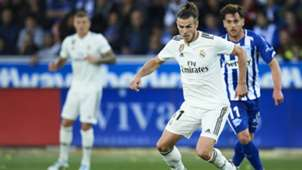 BALE ALAVES REAL MADRID LALIGA