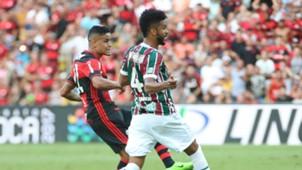 Everton Renato Chaves Fluminense Flamengo Carioca 30042017