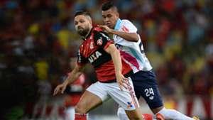 Victor Cantillo Diego Flamengo Junior Barranquilla Copa Sudamericana 23112017