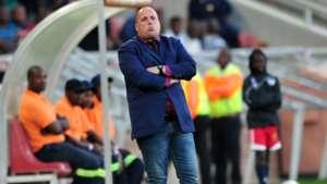 Jean Francois Losciuto, coach of Black Leopards