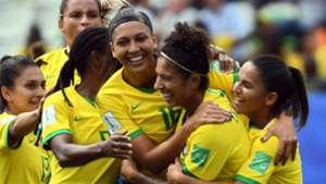 Brazil celebrate 2019