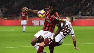 Franck Kessie Milan Torino Serie A