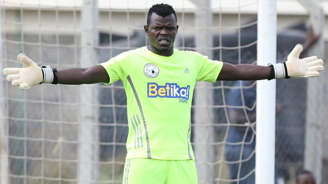 Mathias Kigonya of Sofapaka.