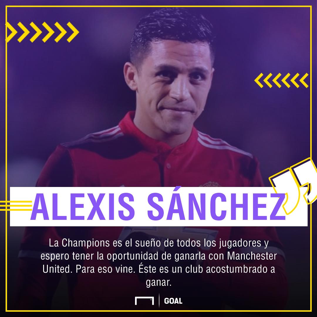 Alexis Sánchez PS