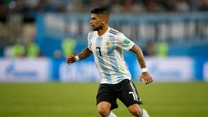 Ever Banega Argentina Nigeria Group D 2018 World Cup
